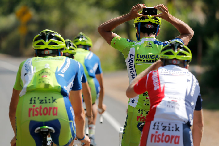 Photo: They will use argyle and lime green together. If you thought Vaughters' wardrobe was shocking before, well....