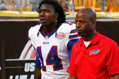 Buccaneers vs. Bills: Sammy Watkins, Mike James, Kyle Williams won't play
