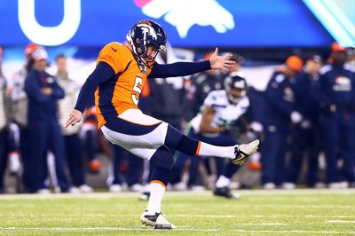Denver Broncos roundup: Matt Prater, Wes Welker and Cut Day