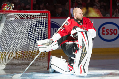 Craig Anderson Re-signs with Senators, 3 Years, $4.2M AAV