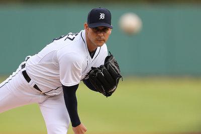 Anibal Sanchez visits Dr. James Andrews, Tigers remain