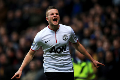 Aston Villa linked with Manchester United midfielder