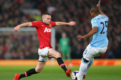Spanish side now in the hunt for Manchester United's Tom Cleverley