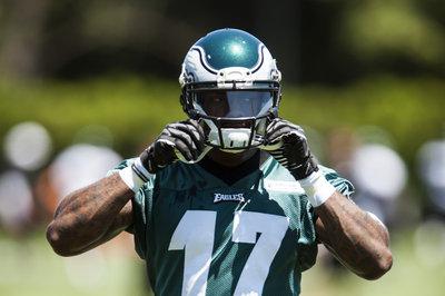 Arrelious Benn Injury: Philadelphia Eagles wide receiver placed on injured reserve