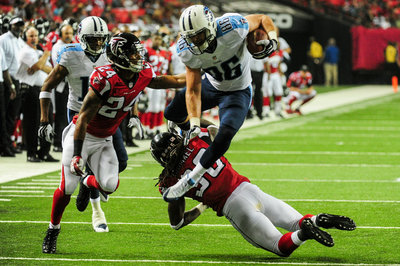 Titans Roster Cuts 2014: Chase Coffman Released
