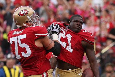 Golden Nuggets: Baalke Grants Boone to 49ers OL