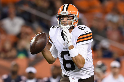 Browns vs. Steelers: Brian Hoyer is 'on the right side of this rivalry now'