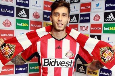 Official: Sunderland Sign Up Alvarez