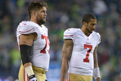 Alex Boone passes 49ers physical, 3 players signed to practice squad