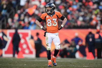 Wes Welker clears another hurdle, cleared for practice