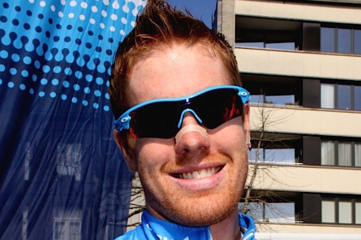 Photo: Friend of the Cafe and America's most decorated active cyclist Tyler Farrar is heading to a new team.