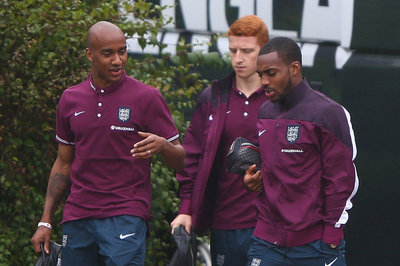 Villa's Delph makes international debut: Play-by-play