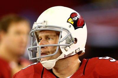 Arizona Cardinals release LB Desmond Bishop, P Dave Zastudil hurt groin