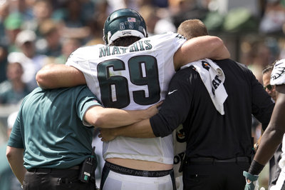 Eagles Injury Update: Evan Mathis, Allen Barbre may have room for optimism