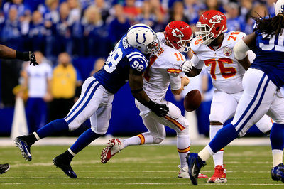 Colts are No Strangers to Adversity, but Loss of Robert Mathis will be Hard to Overcome