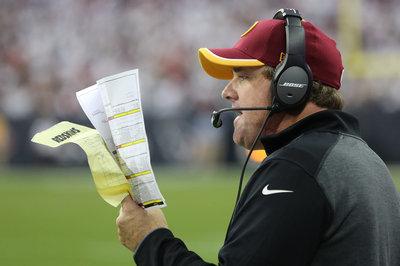 Redskins Practice: Jay Gruden Presser 9/10