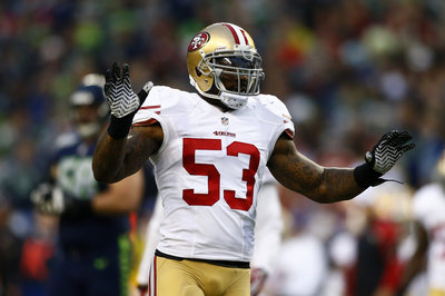 NaVorro Bowman tweets that he is now sprinting