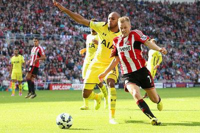 Younes Kaboul is captain; Emmanuel Adebayor a surprise vice-captain