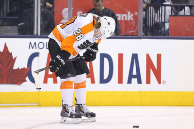 Claude Giroux injury will keep him out for entire preseason