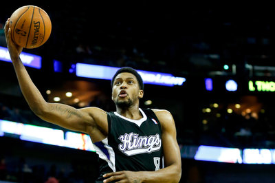 30Q: Can Rudy Gay continue to be efficient?
