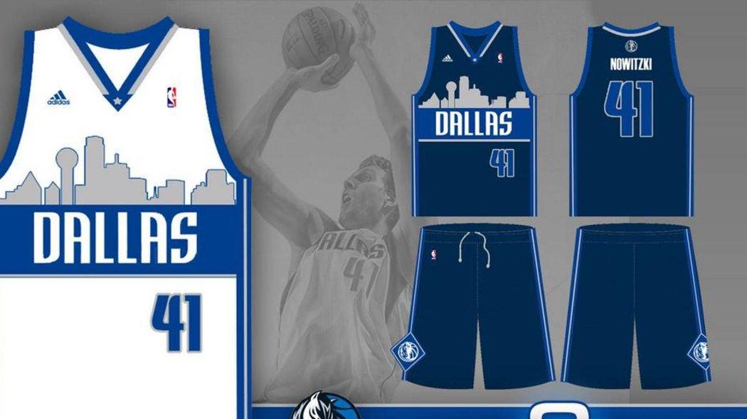 newest 395c7 9499e Mavericks introduce new alternate jerseys with Dallas ...