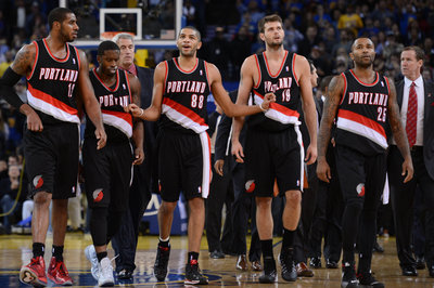 Portland Trail Blazers Announce Training Camp Roster