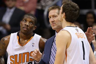 Phoenix Suns salary cap update, with Eric Bledsoe signing and impact on Goran Dragic
