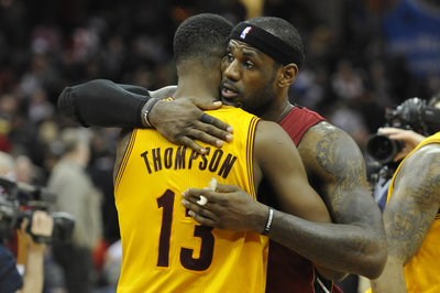 Tristan Thompson dedicates upcoming season to Cavaliers fans in SLAM interview
