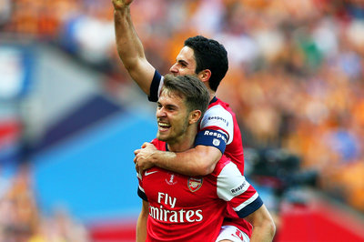 Arsenal injury update: Good news on Wilshere, less good for Arteta and Ramsey