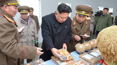 North Korea's Kim Jong-un May Be Suffering From Cheese-Induced Gout