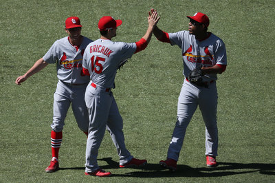 Is right field a St. Louis Cardinals strength or weakness this postseason?