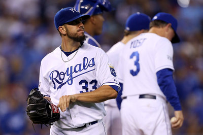 Royals vs. Athletics, wild card game recap: James Shields falters, gets another chance