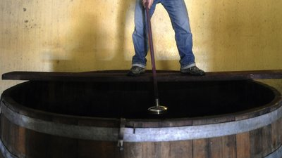 Spanish Winemaker Drowns in Vat of Well-Loved Red