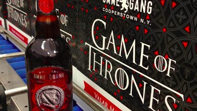 Yet Another Game of Thrones-Themed Beer Hitting Store Shelves