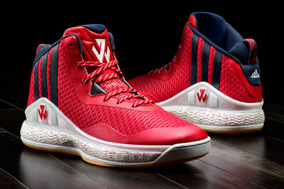 Adidas unveils new colorways for John Wall's first signature shoe