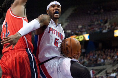 Previewing the 2014-15 Pistons: Josh Smith