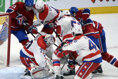 Canadiens vs Capitals game preview