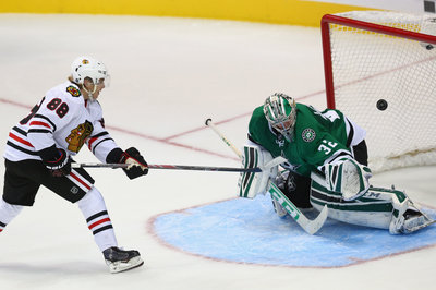 Blackhawks vs. Stars final score: Patrick Kane scores game-winner in 3-2 shootout win