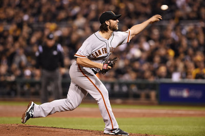 Know your NLCS foe: Game 1 starter Madison Bumgarner