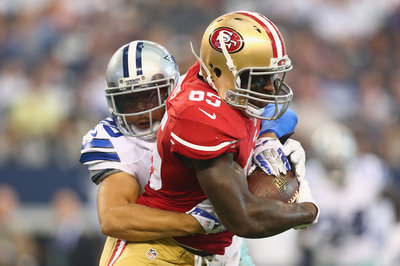 Vernon Davis injury should not keep him out of Monday Night Football vs. Rams