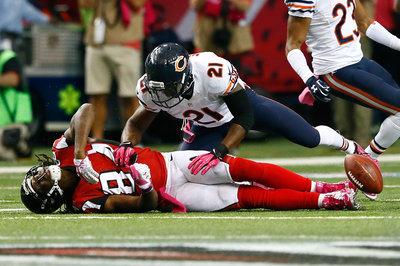 Falcons post-game injury update: apparently a helmet-to-helmet hit isn't always a helmet-to-helmet hit