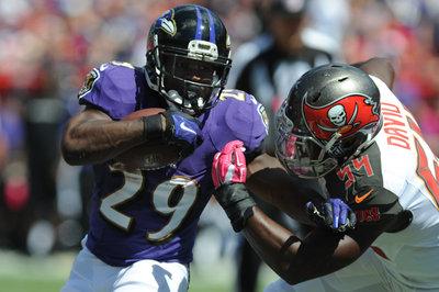 Monday Ravens links: Justin Forsett dedicates game to grandmother, Ravens have elite kind of day