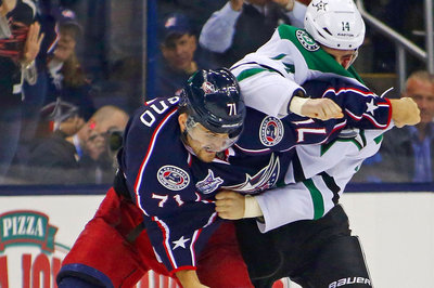 Tyler Seguin Hat Trick Gives Dallas Stars 4-2 Win Over Columbus Blue Jackets
