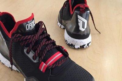 Damian Lillard Previews Signature Shoe, the DLillard1