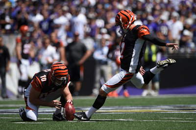 Darrin Simmons on Mike Nugent: 'He'll make the next one'