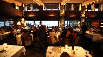 Tame Food in a Sensational Space at Seattle's Canlis