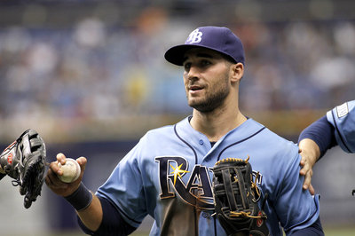Kevin Kiermaier nominated for Gold Glove