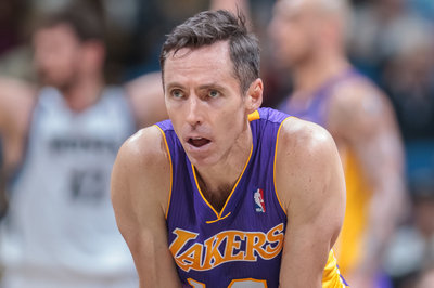 Lakers, players react to Steve Nash injury