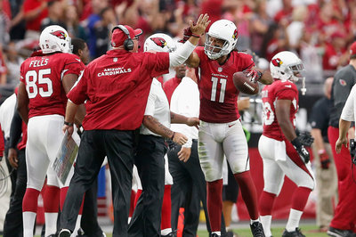 Larry Fitzgerald is Offensive Player of the Week for play vs. Eagles