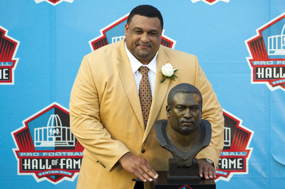 James Hasty or Willie Roaf would look good in a Chiefs uniform about now